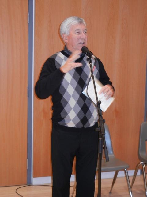 Mayor Zehr
