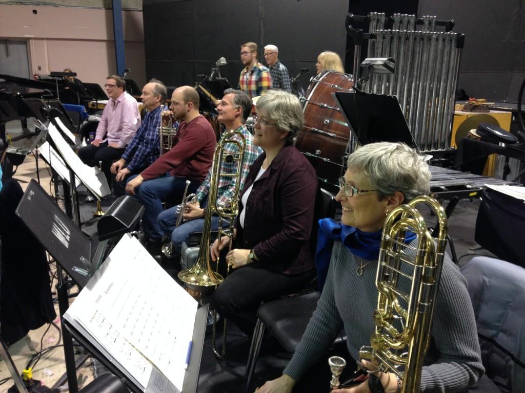 Wellington Winds Brass